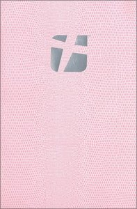 TNIV Gift and Award Bible Pink Leather-Look