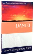 Daniel (Expositional Commentary Series)