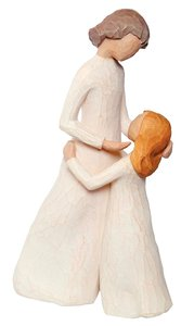 Willow Tree Figurine: Mother and Daughter