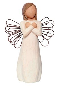 Willow Tree Angel: Sign For Love