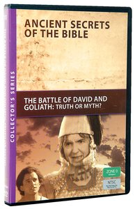 The Ancient Secrets #11: Battle of David and Goliath (#11 in Ancient Secrets Of The Bible Dvd Series)