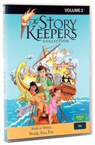 Story Keepers: Collection #02 (Episodes 4,5) (Storykeepers Series)
