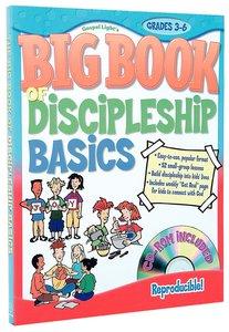 Big Book of Discipleship Basics (With Cd-rom)