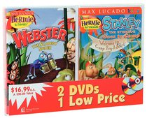 Webster the Scaredy Spider/Stanley the Stinkbug Goes to Camp (Hermie And Friends Series)