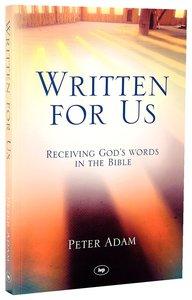 Written For Us