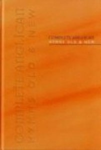 Complete Anglican Hymns Old & New (Music Book) (Full Music)