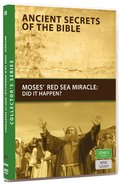 Ancient Secrets #06: Moses Red Sea Miracle (#06 in Ancient Secrets Of The Bible Dvd Series)