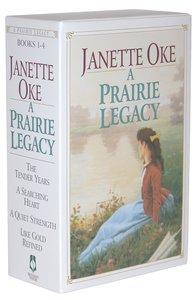 Prairie Legacy (Boxed Set 1-4) (Prairie Legacy Series)