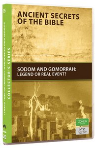 Ancient Secrets #05: Sodom and Gomorrah (#05 in Ancient Secrets Of The Bible Dvd Series)