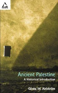 Ancient Palestine (Facets Series)