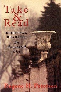Take and Read (Spiritual Reading)