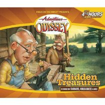 Hidden Treasures (#32 in Adventures In Odyssey Audio Series)