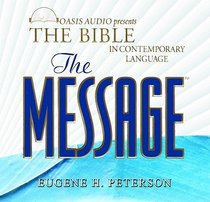 Message Complete Bible on MP3 Compact Disc