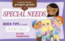 Childrens Ministry Pocket Guide to Special Needs (10 Pack)