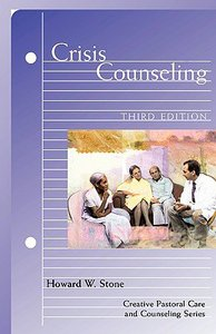 Crisis Counselling (3rd Edition)