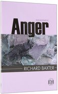 Anger Management (Pocket Puritans Series)