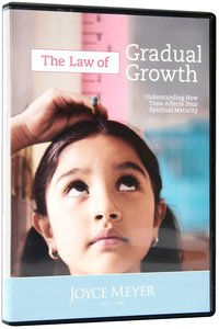 The Law of Gradual Growth (1 Disc)