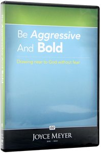Be Aggressive and Bold (1 Disc)
