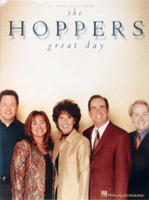 The Hoppers Great Day (Music Book)