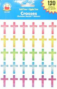 Sticker Pack: Crosses