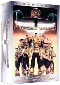 Box Set (4 DVD Set) (Angel Wars Dvd Series)