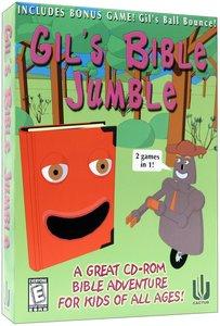 Gils Bible Jumble CDROM Win: Cgd803