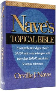 Naves Topical Bible