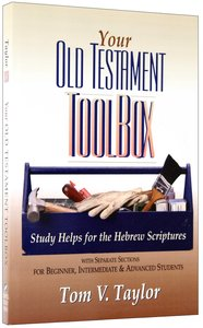 Your Old Testament Tool Box