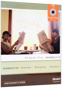 Season One Episodes 27-39 (Participants Guide) (Faith Cafe Series)