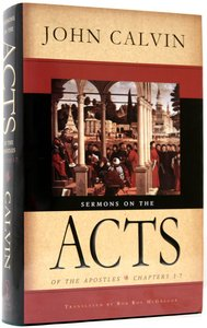 Sermon on the Acts of the Apostles