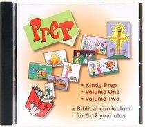 Prep Volume 1 & 2 and Kindy Prep