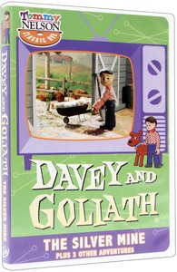 The Davey and Goliath: Silver Mine (Davey & Goliath Visual Series)