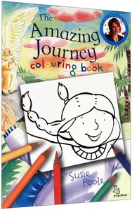 The Amazing Journey Colouring Book