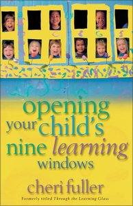 Opening Your Childs Nine Learning Windows