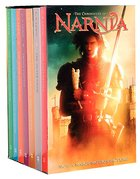 Boxed Set (7 Volumes With Movie Image) (Chronicles Of Narnia Series)