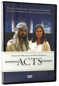 Acts (NIV Edition) (Previously Visual Bible)
