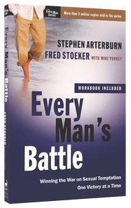 Every Man: Every Mans Battle (Including Workbook)