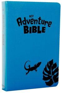 NIV Adventure Bible Iguana Blue