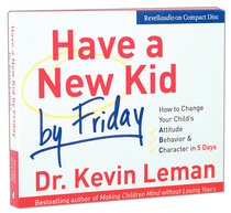 Have a New Kid By Friday (Abridged, 4 Cds)