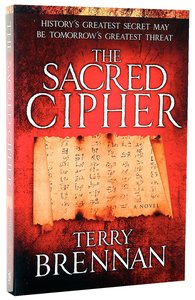 The Sacred Cipher (#01 in The Jerusalem Prophecies Series)