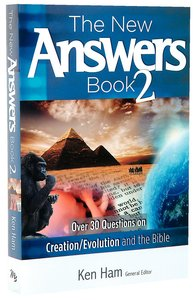 New Answers Book #02 (#02 in New Answers Book Series)