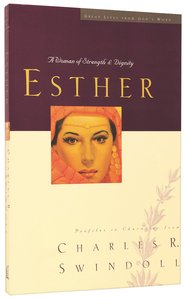 Esther (Great Lives From Gods Word Series)