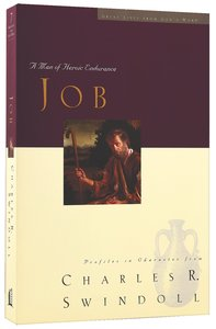 Job (Great Lives From Gods Word Series)