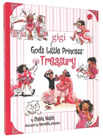 Gods Little Princess Treasury (Gigi, Gods Little Princess Series)