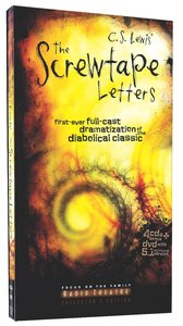 Screwtape Letters, the (Audio Drama) (4 Cds, Unabridged)