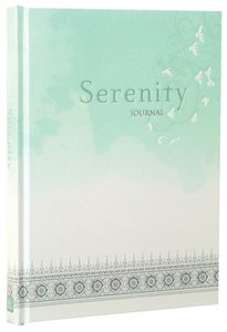 Inspirational Classic Journal: Serenity