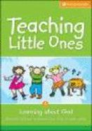 Teaching Little Ones #02: Learning About God CDROM (3-5 Years) (#02 in Teaching Little Ones Sunday School Lessons Series)