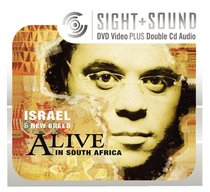 Sight and Sound: Alive in South Africa CD & DVD