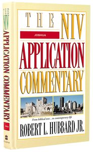Joshua (Niv Application Commentary Series)