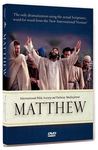 Matthew (NIV Edition) (Previously Visual Bible)